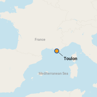 Toulon Cruise Port Terminal (2020): Information for Port of ...