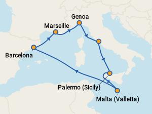 Download Msc Grandiosa Sailing Schedule  Gif