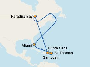 Celebrity equinox sailing schedule