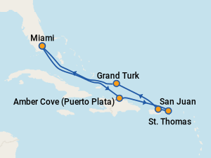 Carnival Conquest Itineraries 2019 Amp 2020 Schedule With
