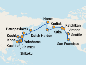 The 8 Best Cruises From California To Seattle With Prices On Cruise Critic