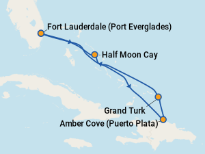 Carnival Breeze Itineraries: 2020 & 2021 Schedule (with ... on carnival magic route, carnival pride route, carnival splendor route, carnival cruise routes, carnival elation route, liberty of the seas route, carnival valor route, carnival sensation route, allure of the seas route, carnival glory route, carnival sunshine route, carnival inspiration route, carnival cruise line schedule, norwegian sun route, carnival ports of departure, carnival cruise elation, carnival paradise route, carnival miracle route, carnival glory cozumel, norwegian jade route,