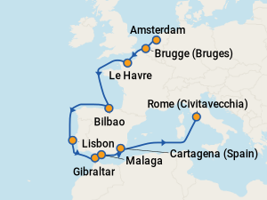 sam52 - Eurodam Review - Cruise Critic