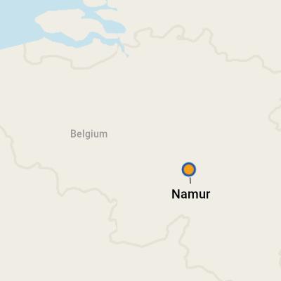 Namur Cruise Port Terminal Information for Port of Namur Cruise
