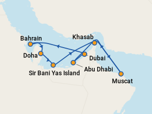 THE 25 BEST Cruises from Dubai 2019 (with Prices) on Cruise Critic